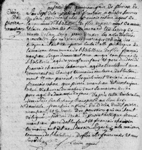 17990203_hotelleriedeflee_deces_pierre_manseau_filsdefrancoisetfrancoiseledoux